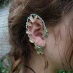 Elf Ear Cuffs with Genuine ..